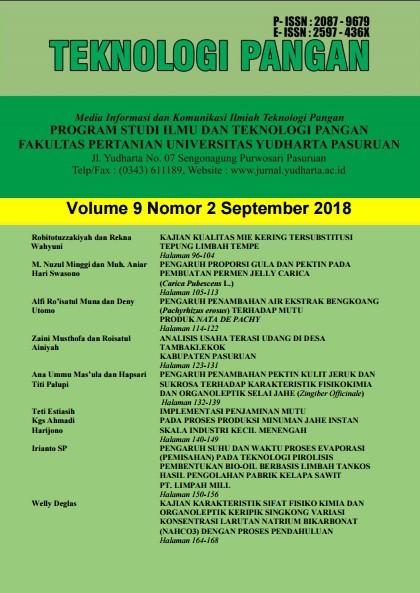 Cover Vol 9 (2) 2018